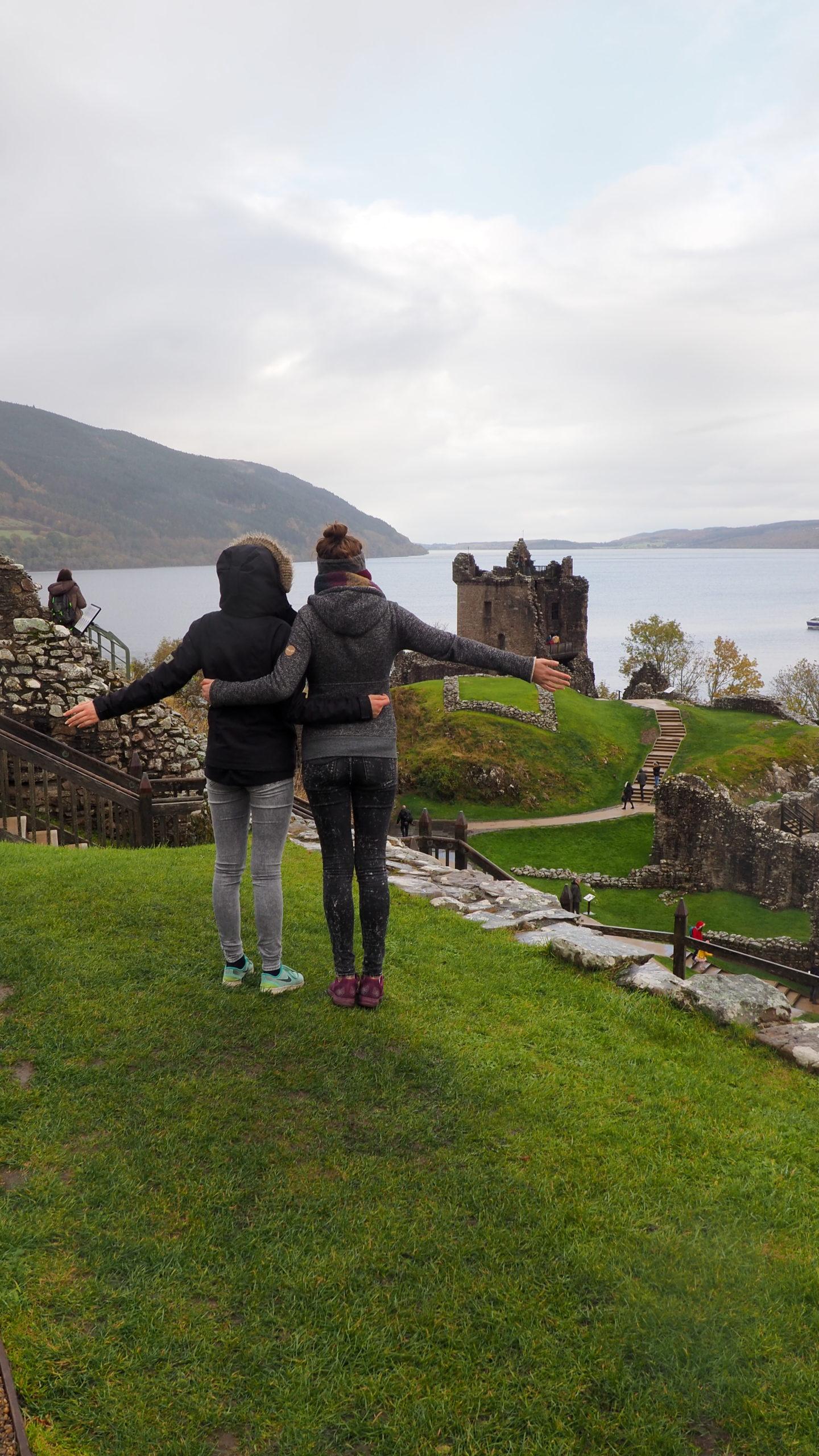 Schottland Kurztrip No.3 – Familientour