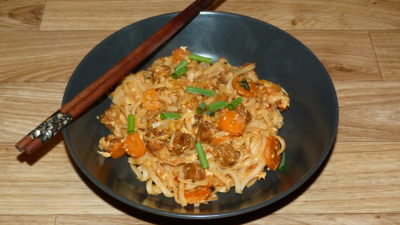 Pad Thai – Thailands Nationalgericht