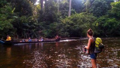 Übernachtung im Dschungel – Taman Negara Nationalpark