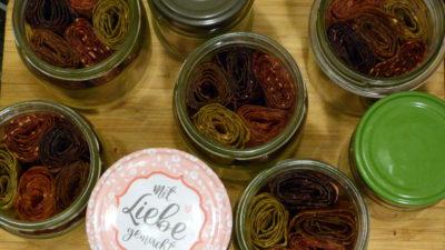 Fruchtleder selbermachen –DIY