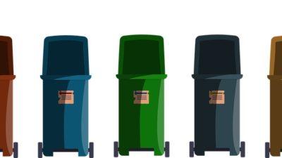 Mülltrennung – Was gehört wo rein?