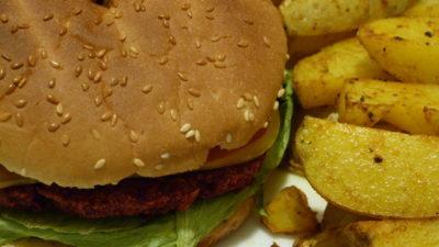 Der Beste vegane Rote Beete Burger
